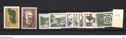 1964 MNH Finland, Year Complete According To Michel, Postfris - Finland