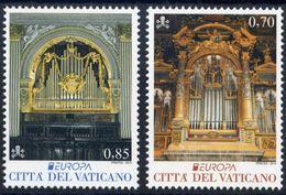 Vatican/ Vaticano 2014  - Europa Cept - Set  MNH** - Europa-CEPT