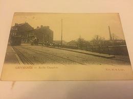 Carte Postale Grivegnée  Baille Chaudoir - Belgique