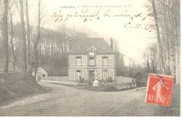 Longueil - Mairie Et école Des Garçons - France
