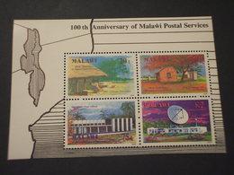 MALAWI - BF 1981 POSTALE - NUOVI(++) - Malawi (1964-...)