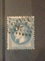 France - Napoléon III Lauré - N° 29 - Oblitéré - 1863-1870 Napoléon III Lauré