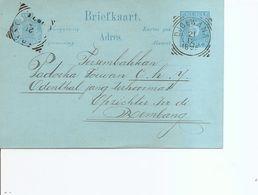Indes Néérlandaises (EP De 1895 à Voir) - Indes Néerlandaises