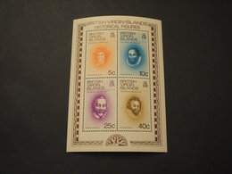 VERGINI - BF 1974 ILLUSTRI - NUOVI(++) - British Virgin Islands