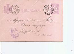 Pays-Bas ( EP De 1893 à Voir) - Periode 1891-1948 (Wilhelmina)
