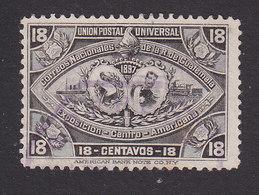 Guatemala, Scott #65, Used, National Emblem And Barrios, Issued 1897 - Guatemala