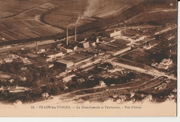 Thaon Les Vosges - La Blanchisserie Et Teinturerie - Vue D'avion. - Thaon Les Vosges