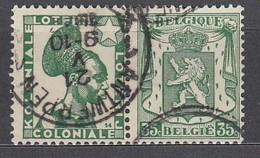 BELGIEN 1936 - MiNr: R13 W77   Used - Werbung
