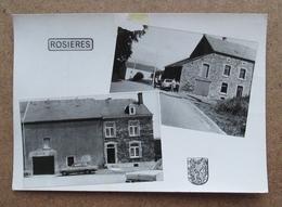 (J823) - Rosieres - Centre, Rosières La Grande + Auto Et Petite Animation - Vaux-sur-Sûre