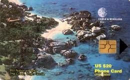 *BRITISH VIRGIN ISLANDS* - Scheda Usata - Virgin Islands