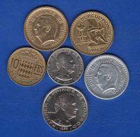 Monaco  6  Pieces - Monaco