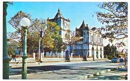 CPSM 9 X 14 Costa Rica Parrochial Church Of Heredia Eglise édifié En 1797 - Costa Rica