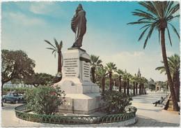 MALTA, Floriana, Monument Of Christ The King, 1960s Unused Postcard [21068] - Malta