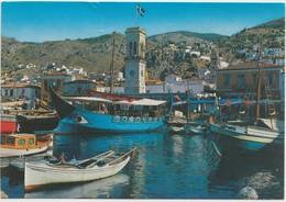 HYDRA, Partial View, Greece, Unused Postcard [21069] - Greece