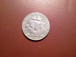 Portugal   2, 5 Escudos 1951   Silver - Portugal