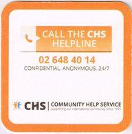 Sous-bock - Community Help Service - CHS - Sous-bocks