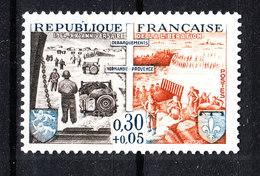 Francia   -   1964.  Liberazione: Sbarco In Normandia. Liberation: Landing In Normandy. - 2. Weltkrieg