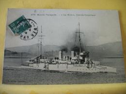 """L4 1669 CPA 1908. MARINE FRANCAISE. """"LA HIRE"""" CONTRE-TORPILLEUR (+ DE 20000 CARTES A - 1 EURO) - Guerre"""