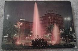 San Benedetto Del Tronto - La Fontana Di Notte Hotel Roxy 1979 Timbro Cupra Marittima - Ascoli Piceno