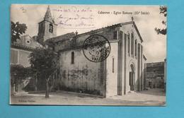 13 Bouches Du Rhone Cabannes Eglise Romane - Otros Municipios