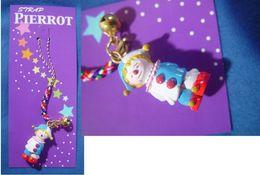 Decorative Strap : Pierrot - Charms