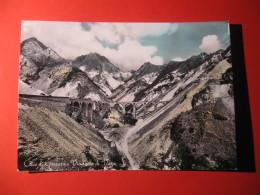 CARTOLINA   CAVE DI CARRARA VIADOTTO DI VARA     C-  277 - Carrara
