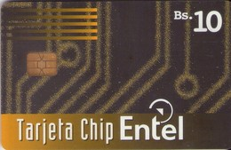 TARJETA TELEFONICA DE BOLIVIA. (005) - Bolivia