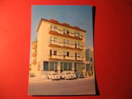 CARTOLINA   FOLLONICA HOTEL EUROPA ANIMATA     C-  289 - Grosseto