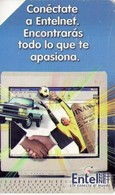 TARJETA TELEFONICA DE BOLIVIA. (010) - Bolivia