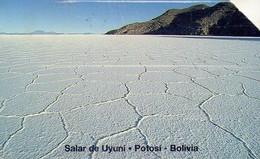 TARJETA TELEFONICA DE BOLIVIA. (011) - Bolivia
