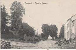 Rossignol , Place Du Calvaire , ( Edit Lallemand ,Marbehan ,N°17565 ) - Tintigny
