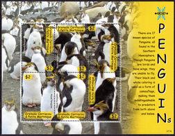 Grenada Grenadines 2007 International Polar Year Sheetlet Unmounted Mint. - Grenada (1974-...)