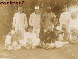 24 PHOTOGRAPHIES ANCIENNES : GUERRE ALGERIE 1899 ESCADRILLE F. 306 KSAR EL MAZZER IGLI REGIMENT D'AFRIQUE COLONIALE - Afrika
