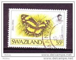 ##29, Swaziland, Papillon, Butterfly - Swaziland (1968-...)