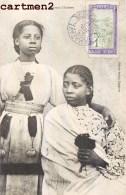 MADAGASCAR FEMME D'ANDEVO ETHNOLOGIE ETHNIC - Madagascar
