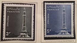 Pakistan - MNH** - 1979 - # 460/461 - Pakistan