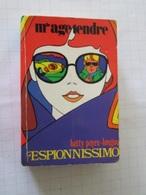 """MINI2020 RARE Année 1970 Littérature De """"filles"""" Melle AGE TENDRE / ESPIONNISSIMO Par BETTY PEYRE-LONGUE , Livre Petit - Altri"""