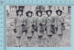 """Les Quintuplées Dionne # 22 - CPM  """" Jumelles Dionne""""  Né En 1934, Dionne Jeunes Filles, - Ont, Canada, Reproduction - Femmes Célèbres"""