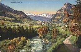 11749772 Melchtal Panorama Melchtal - OW Obwalden