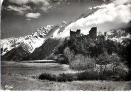 Saint Firmin Chateau Fort St Firmin Et Montagne Chaillot Vue Aerienne 1960 CPM Ou CPSM - Frankrijk