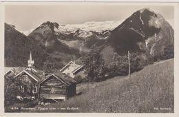 Norvège,NORGE,kommune Novégienne,BALESTRAND,ves Tlandet,sogn,tjugum Kirke,rare,maison En Bois - Norvège