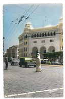 CPSM ALGERIE ALGER LA GRANDE POSTE - Algiers
