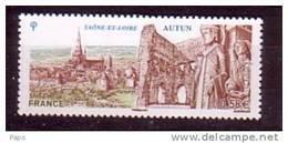 2011-N° 4552** AUTUN - Unused Stamps