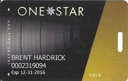 Cherokee Casinos OK - Slot Card - LVP758819-1 Over Mag Stripe - Casino Cards