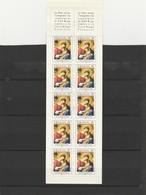 FRANCE  N°BC 2053  Croix-rouge Vierge à L'Enfant - Carnets