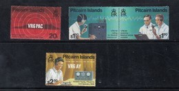 Pitcairn Islands 1996 - Amateur Radio Operations From The Islands - MUH Set 4 - Pitcairninsel