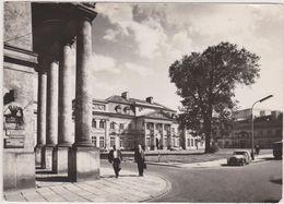 POLOGNE,POLSKA,POCSTA,VARSOVIE EN 1963,WARZAWA,palais Des Primats 17 ème Siècle,reconstruit,rare - Pologne