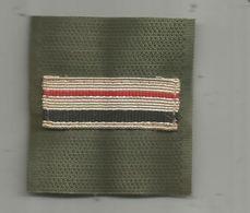 MILITARIA , Grade , Major, Velcro - Uniformes