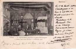 SAINTES THEATRE 1re REPRESENTATION POPULAIRE EN PATOIS SAINTONGEAIS 10 FEVRIER 1901 PRECURSEUR TBE - Saintes