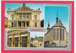 Modern Post Card Of Brno, South Moravia, Czech Republic ,B37. - Czech Republic